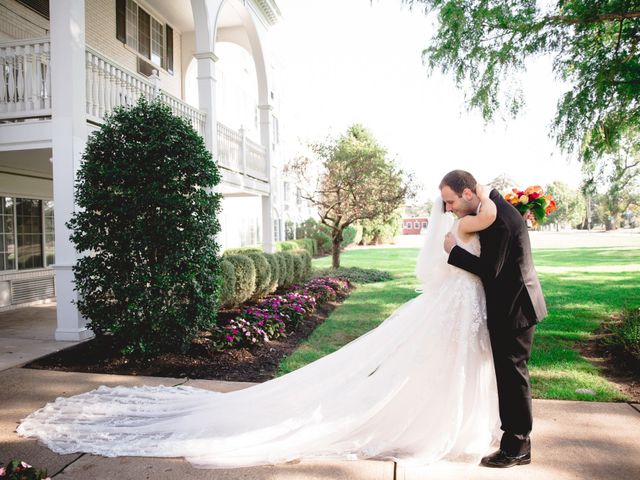 Jason and Lei's Wedding in Morristown, New Jersey 42