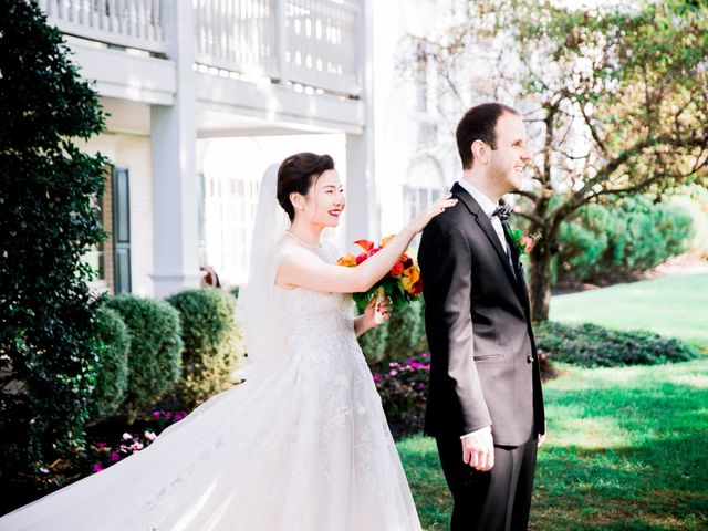 Jason and Lei's Wedding in Morristown, New Jersey 43