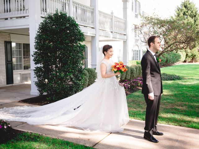 Jason and Lei's Wedding in Morristown, New Jersey 44