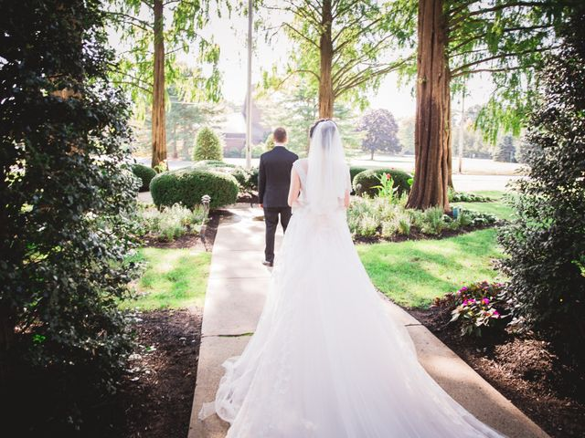 Jason and Lei's Wedding in Morristown, New Jersey 45