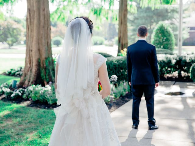 Jason and Lei's Wedding in Morristown, New Jersey 46