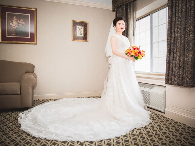 Jason and Lei's Wedding in Morristown, New Jersey 47