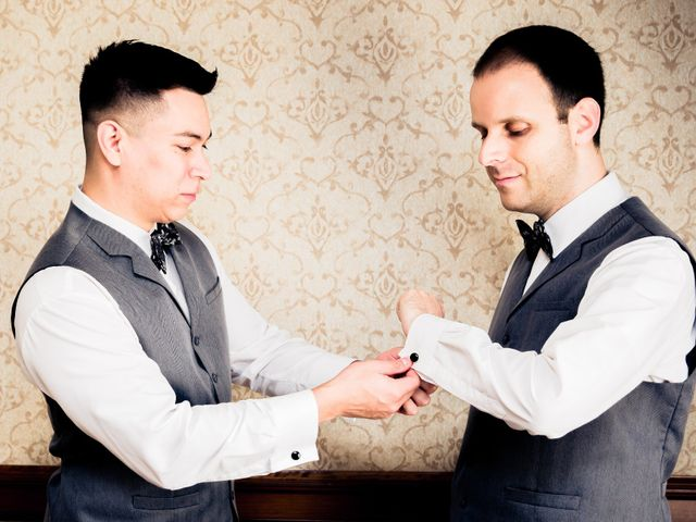 Jason and Lei's Wedding in Morristown, New Jersey 55