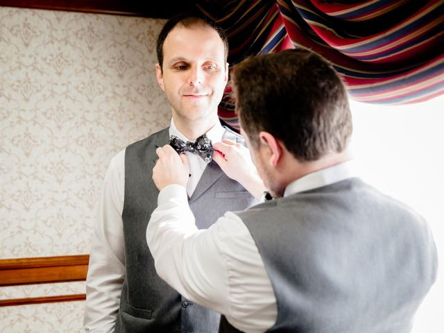Jason and Lei's Wedding in Morristown, New Jersey 57