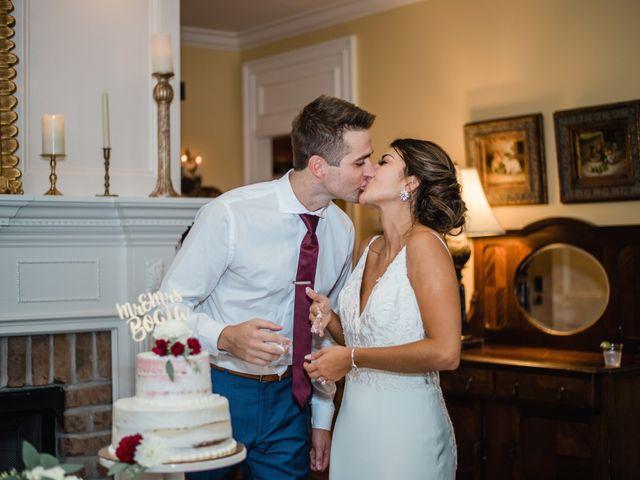 The wedding of Rachel and Bobby