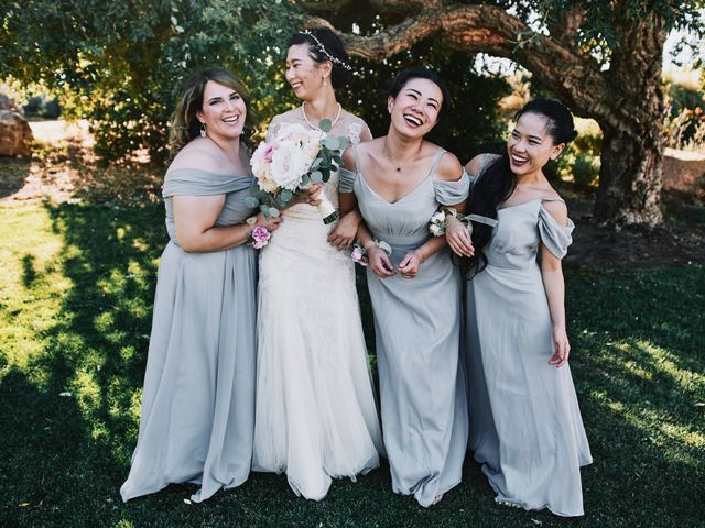 Larry and Yali's Wedding in Simi Valley, California 1