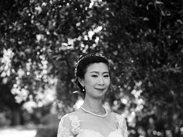 Larry and Yali's Wedding in Simi Valley, California 3