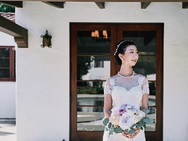 Larry and Yali's Wedding in Simi Valley, California 4
