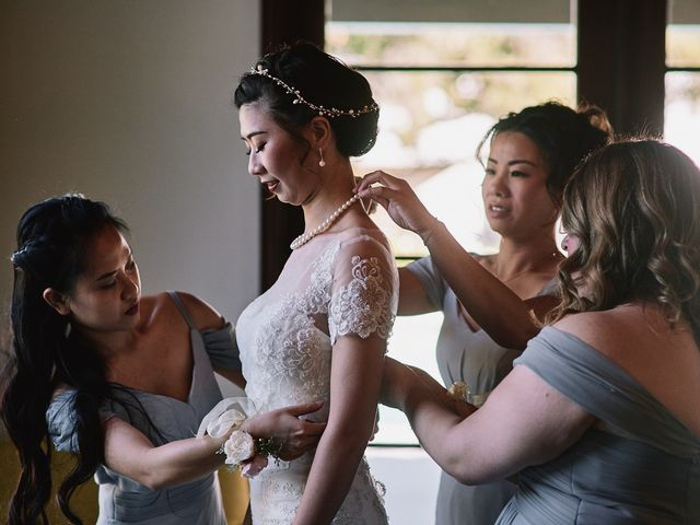 Larry and Yali's Wedding in Simi Valley, California 2