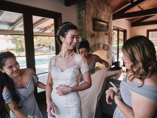 Larry and Yali's Wedding in Simi Valley, California 6