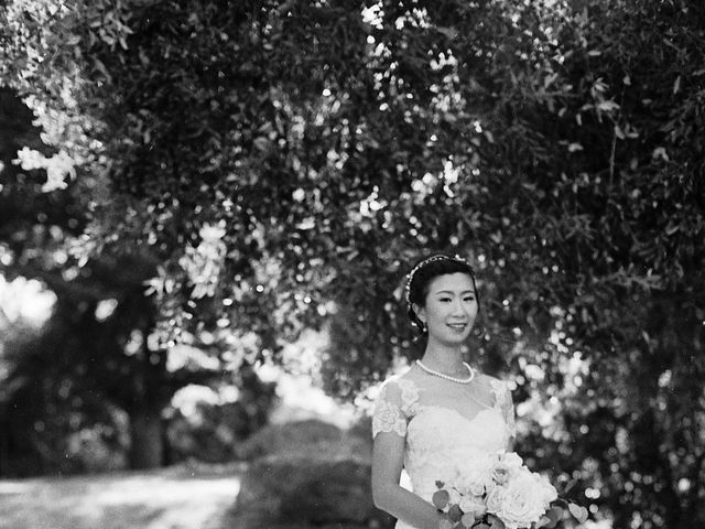 Larry and Yali's Wedding in Simi Valley, California 7