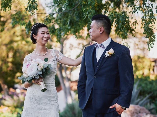 Larry and Yali's Wedding in Simi Valley, California 8