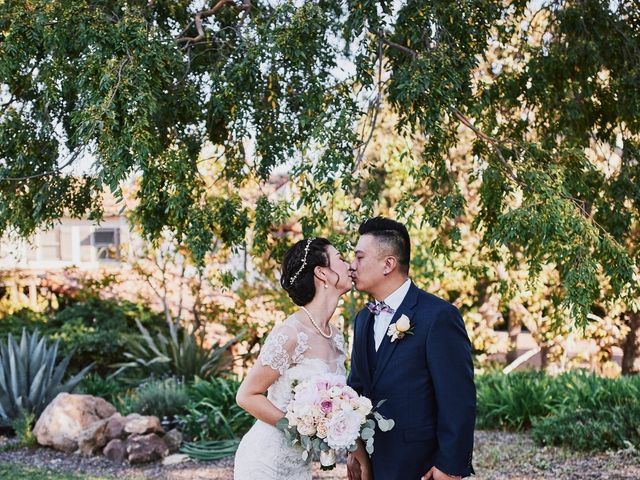 Larry and Yali's Wedding in Simi Valley, California 9