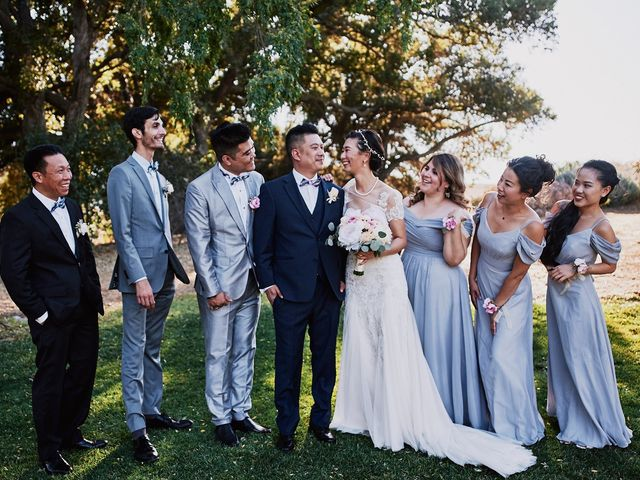 Larry and Yali's Wedding in Simi Valley, California 10