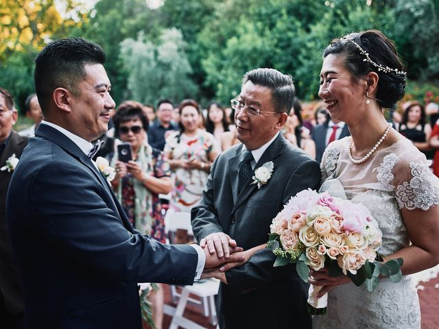 Larry and Yali's Wedding in Simi Valley, California 13