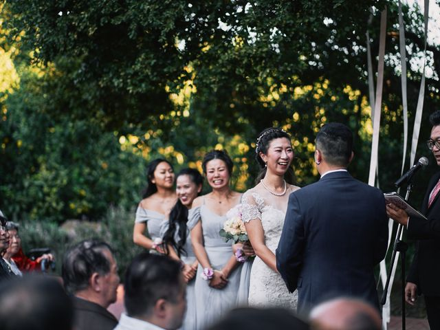 Larry and Yali's Wedding in Simi Valley, California 15