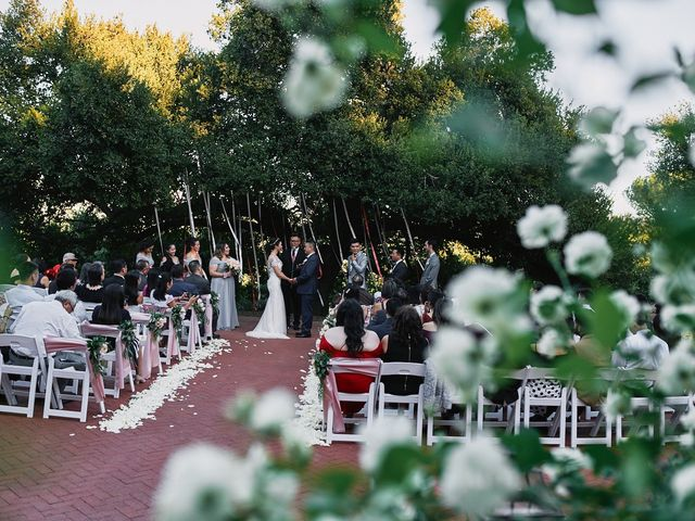Larry and Yali's Wedding in Simi Valley, California 16
