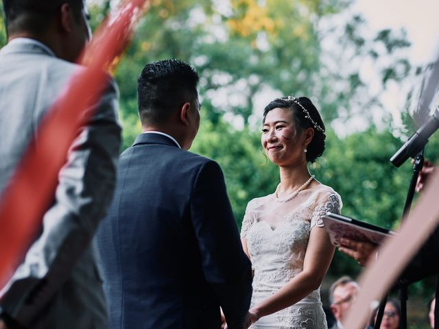 Larry and Yali's Wedding in Simi Valley, California 17