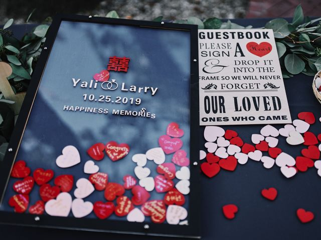 Larry and Yali's Wedding in Simi Valley, California 20
