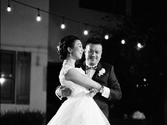 Larry and Yali's Wedding in Simi Valley, California 23