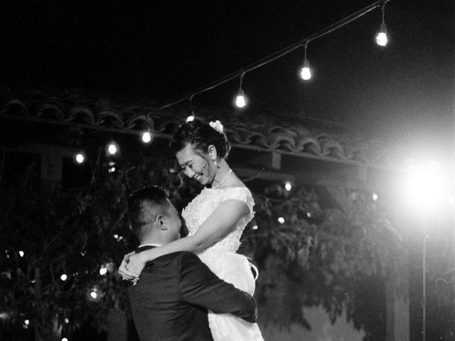 Larry and Yali's Wedding in Simi Valley, California 24