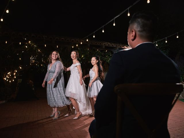Larry and Yali's Wedding in Simi Valley, California 25