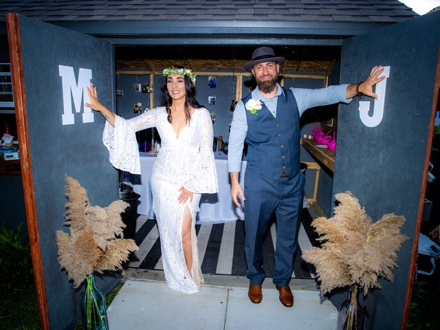 The wedding of Jelena and Moose