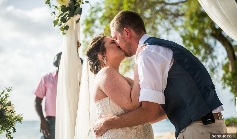 Christopher and Rebekah's Wedding in Bridgetown, Barbados