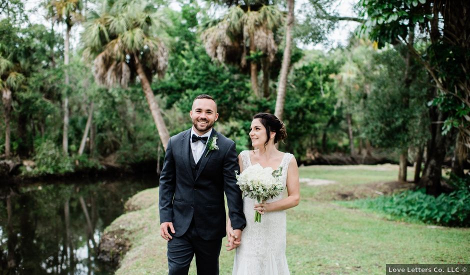 Conner and Hannah's Wedding in North Fort Myers, Florida