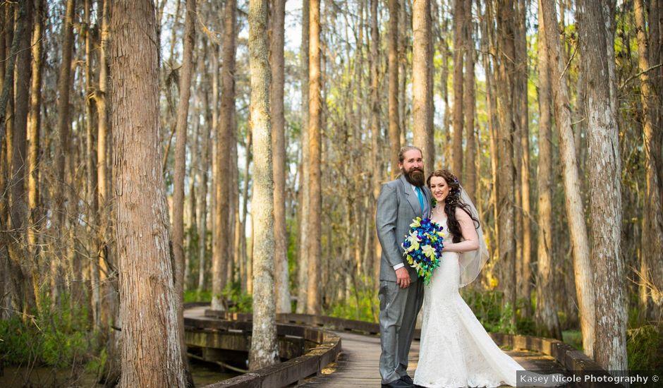 Evan and Britta's Wedding in Tarpon Springs, Florida