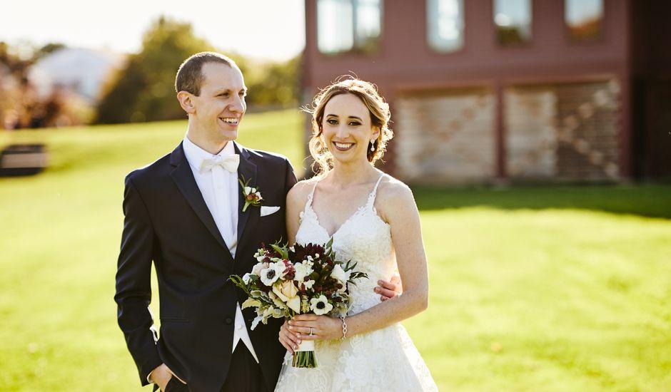 Brian and Allison 's Wedding in Groton, Massachusetts