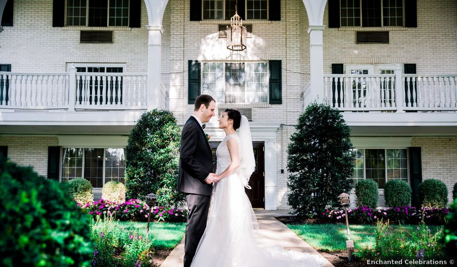 Jason and Lei's Wedding in Morristown, New Jersey