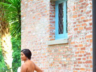 The wedding of Jamal and Simone 3