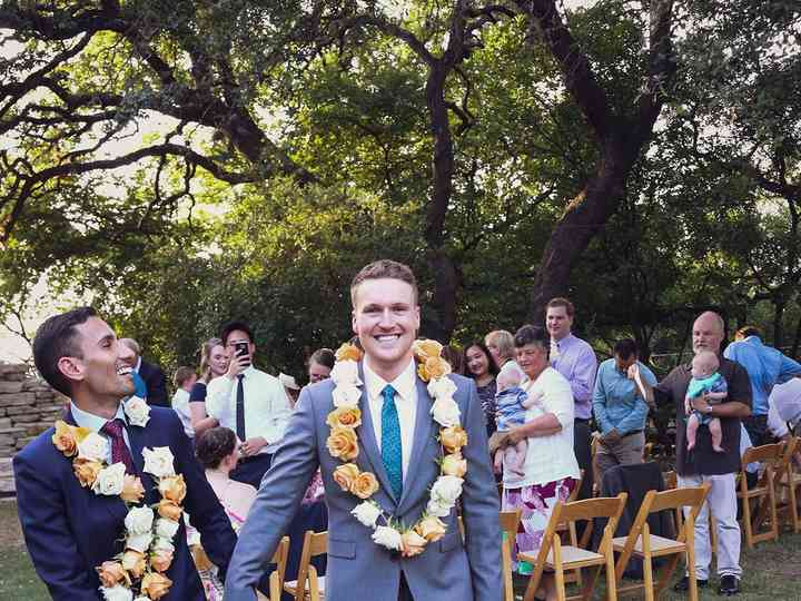 The wedding of Brandon and Preet