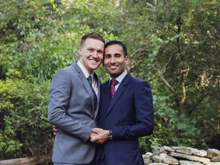 The wedding of Brandon and Preet 3