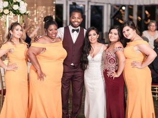 The wedding of Lezley and Jovante 3