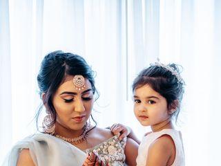 The wedding of Nida and Harsh 3