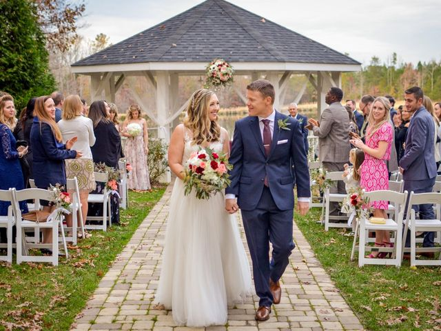 The wedding of Lauren and Luke