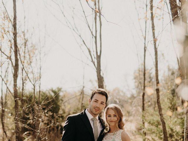 Meagan and Jonathan's Wedding in Norman, Oklahoma 6