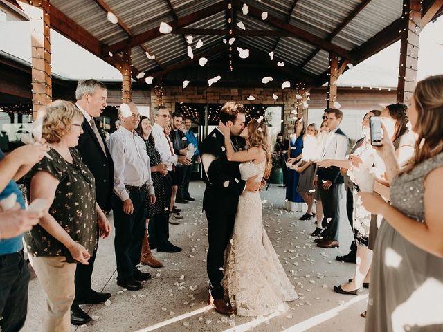 Meagan and Jonathan's Wedding in Norman, Oklahoma 3