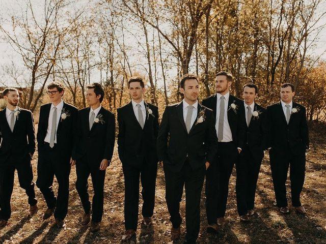 Meagan and Jonathan's Wedding in Norman, Oklahoma 11