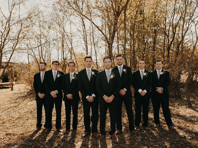 Meagan and Jonathan's Wedding in Norman, Oklahoma 12
