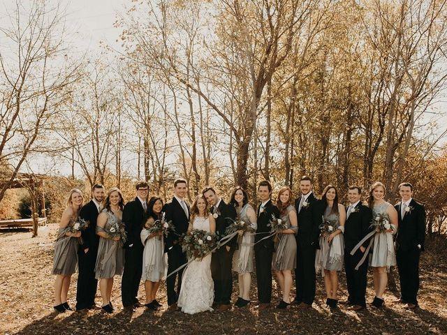 Meagan and Jonathan's Wedding in Norman, Oklahoma 14