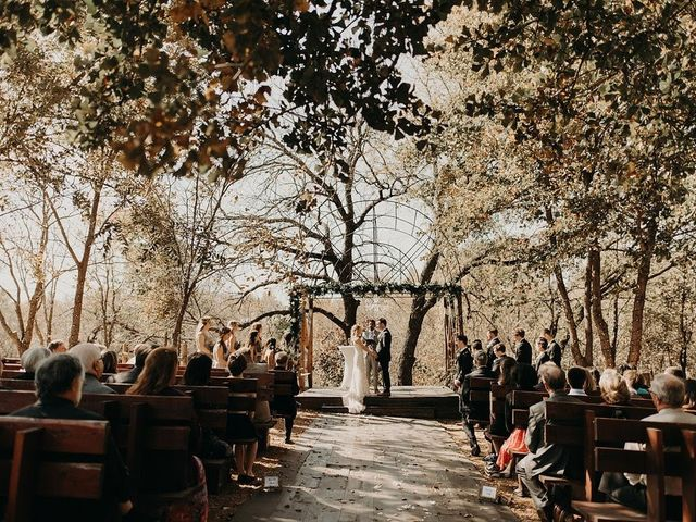 Meagan and Jonathan's Wedding in Norman, Oklahoma 16