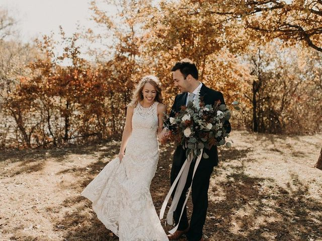 Meagan and Jonathan's Wedding in Norman, Oklahoma 23