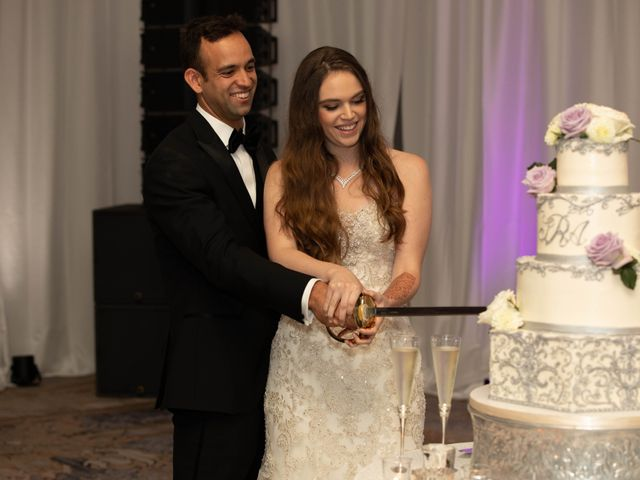 The wedding of Sarah and Andre