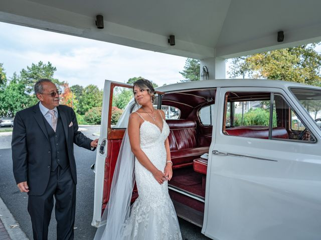 Steve and Cindy's Wedding in Bronx, New York 51