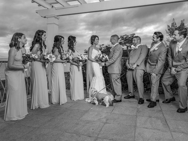 Steve and Cindy's Wedding in Bronx, New York 102