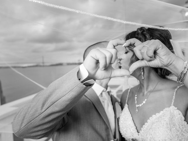 Steve and Cindy's Wedding in Bronx, New York 111