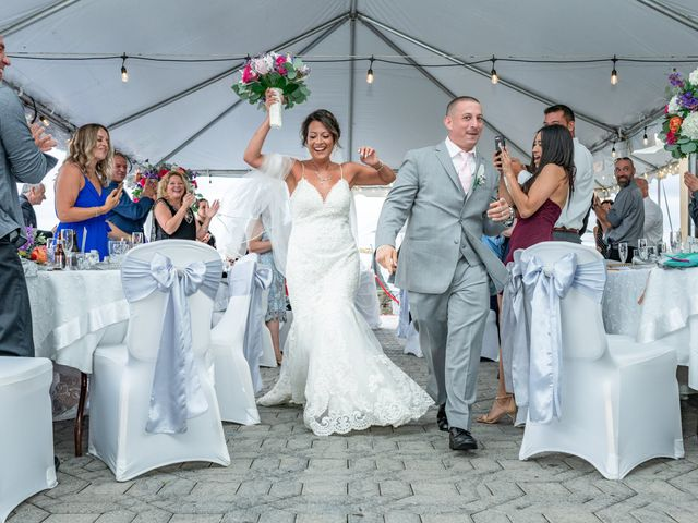 Steve and Cindy's Wedding in Bronx, New York 114